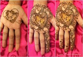 Henna Decorations 5 Spellbinding Heart Henna Designs That Celebrate Love