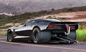 cars that look like corvettes photoshopped but still cool sleek pro mod ish look a like