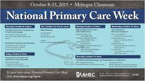 national primary care week oct 14 19 2016 northeast missouri