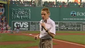 10 Year Old Blind Autistic Boy Boston Red Sox News And Photos Perez Hilton