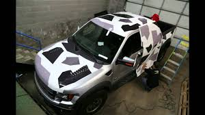Ford Raptor Truck Wraps - ford wraps