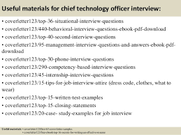 Cto Sample Resume by Top 5 Chief Technology Officer Cover Letter Samples