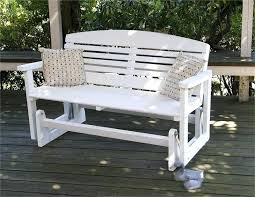 outdoor glider swing with table wooden glider benches poly easy glider bench wood patio glider plans