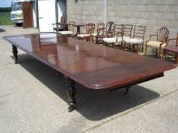 Dining Table For 20 Large Dining Tables To Seat 10 Foter