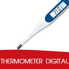 Termometer Digital Apotik jual digital thermometer health care hargahot