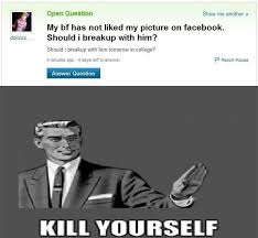 Go Kill Yourself Meme - kill yourself know your meme