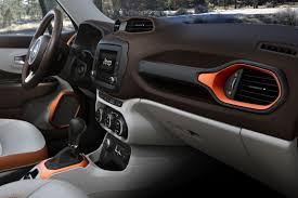 pink jeep interior 2018 jeep renegade preview pricing release date