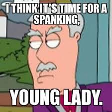 Spanking Meme - spank me daddy weknowmemes generator