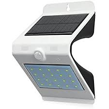 Security Light Solar Powered - solar powered motion sensor security lights outdoor websun 20 4