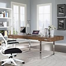 Office Desk Walnut Tinker Office Desk Walnut Buy At Best Price Sohomod