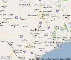 killeen map killeen vacation rentals hotels weather map and attractions