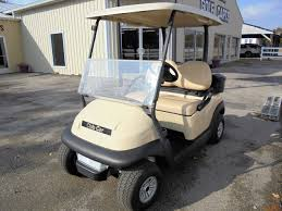 Club Car Ds Roof by New U0026 Used Golf Cars Creach Golf Carts