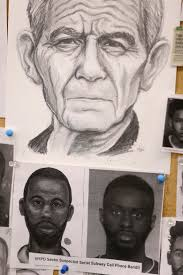 police sketch artists still nab bad guys with pencil paper the