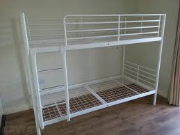 Ikea White Metal Bunk Bed For Sale In Dunboyne Meath From Akennedy - Ikea metal bunk beds