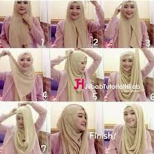 tutorial makeup natural hijab pesta kumpulan gambar tutorial cara memakai hijab pesta glamour terbaru