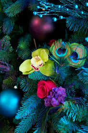 restaurant ferns and flowers tree decorations available in rhode