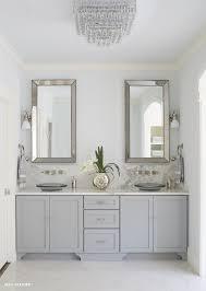 bathrooms mirrors ideas gray vanity bathroom design bath gray vanity