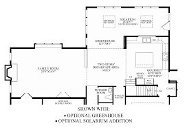 Green House Floor Plan by Weatherstone Of Avon The Carlton Home Design