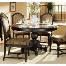 Dining Room Table 6 Chairs Dining Room Sets With Round Tables Foter