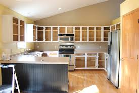 how to paint the inside of cabinets painting kitchen cabinets our process saffron avenue