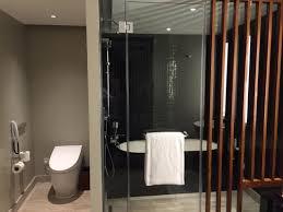 bathroom tech bathroom with high tech toilet picture of nobu hotel manila