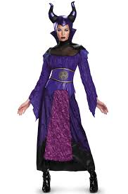 plus size halloween costumes for women descendants maleficent deluxe costume purecostumes com