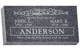 design your own headstone gravemarker specials special gravemarker pricing discount grave