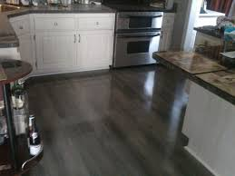 Silver Floor L Kitchen Room Kitchen Great Decorating Using Brown Laminate Floor