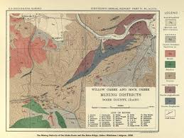 Willow Alaska Map by 100 Idaho Counties Map Geologic Map Of Blaine County Why