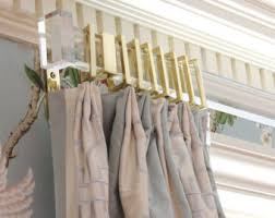 Drape Hardware Purveyors Of All Things Clear And Shiny By Luxholdups On Etsy