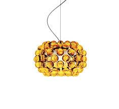 Foscarini Caboche Ceiling Light Foscarini Caboche Suspension L Small Gold Mohd Shop