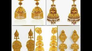 beautiful gold earrings images 60 beautiful images of beautiful earrings wedding idea