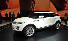 land rover suv sport land rover evoque news 2012 range rover evoque debuts u2013 car and