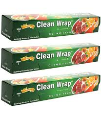 where do you buy wrapping paper clean wrap plastic food wrapping paper buy online at best price in