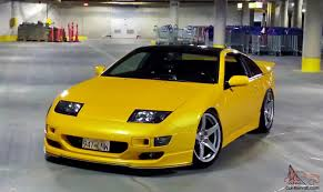 nissan 300zx 300zx twin turbo 2 door coupe 5 speed