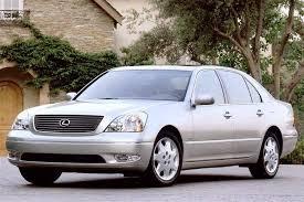 2000 lexus ls lexus ls 430 2000 2006 used car review car review rac drive