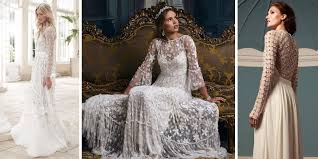 wedding gowns with sleeves wedding dresses with sleeves winter wedding dresses