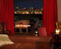 romantic room houses romantic night flowers hotel roses lights romance city villa