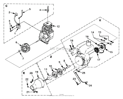 homelite st385bc string trimmer ut 15040 h parts diagrams