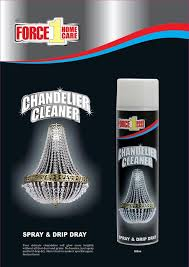 Chandelier Spray Cleaner Shaan Laboratories