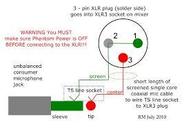 xlr phantom power wiring diagram xlr wiring diagrams collection