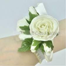 Wrist Corsage Supplies Bridal Floral Wristlet Boutonniere Wholesale Corsage