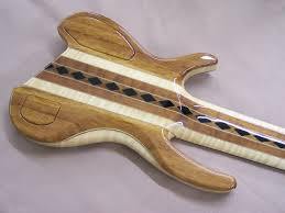 fanned fret 6 string bass watson guitars headless 6 string