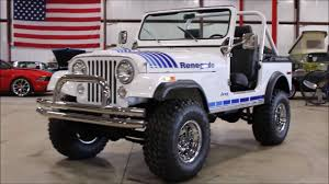 jeep cj golden eagle 1978 jeep renegade youtube