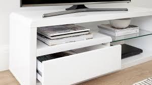 small white tv cabinet compact white gloss tv table white high gloss tv unit uk