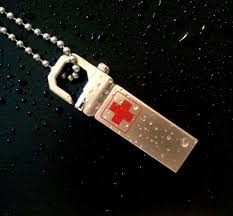 medical id bracelets for women 8 gb medical records alert necklace keychain usb flash for all
