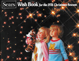 christmas wish book literature of desire the 1976 sears christmas wish book rolf potts