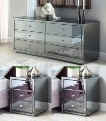 Smoked Mirrored Bedroom Furniture Smoked Mirrored Bedroom Furniture Online Furniture Melbourne Cheap