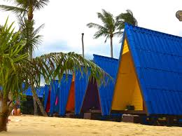new hut bungalows review lamai beach koh samui wade and sarah