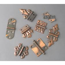 antique cabinet hinges